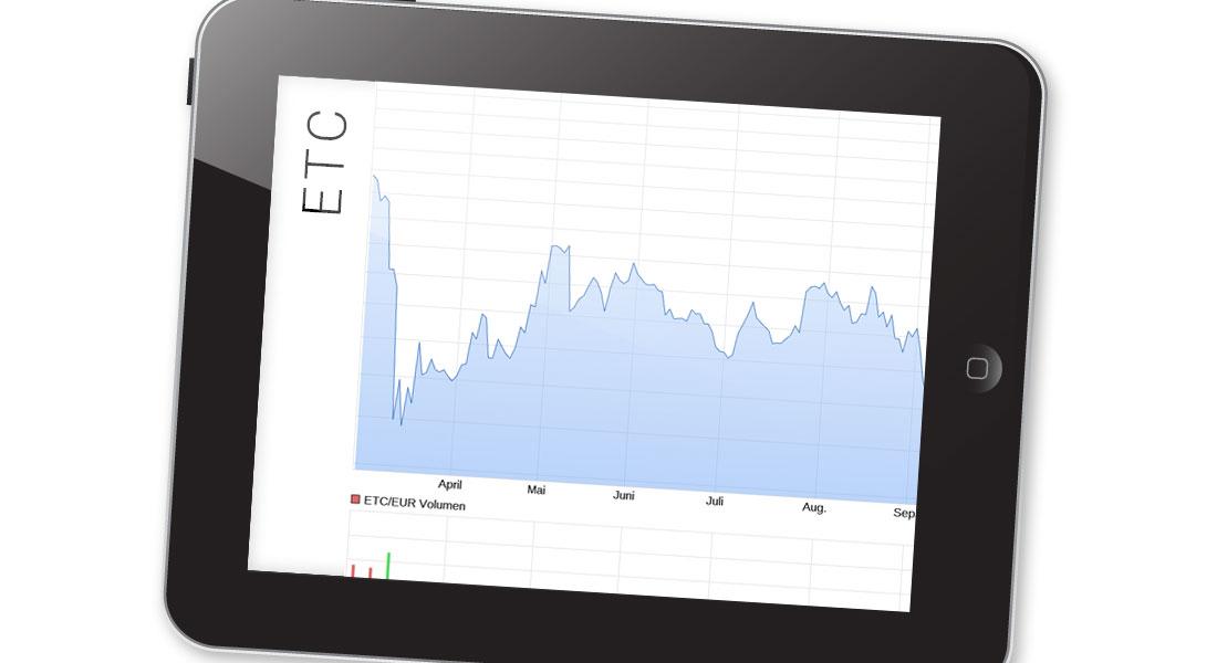 Ethereum Classic (ETC) kaufen: Kurs, Wert und Kursverlauf