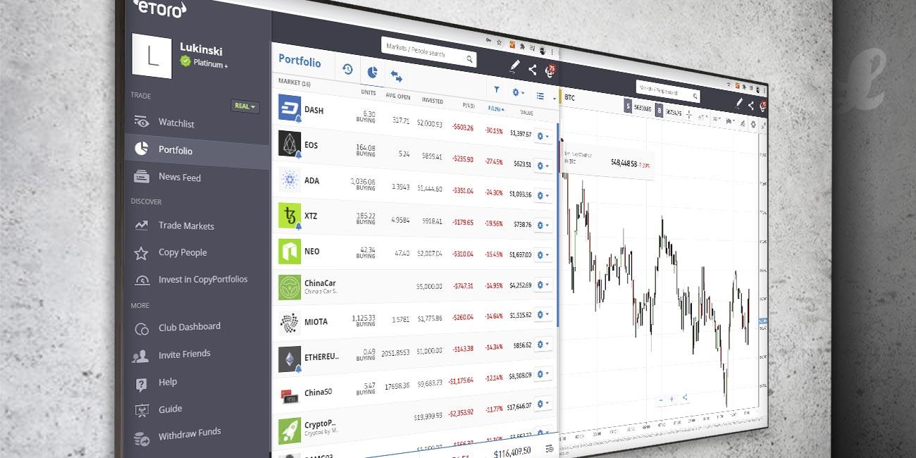 eToro App Tipps: Trader kopieren - Geld anlegen wie Profis?! Erklärung + Anleitung