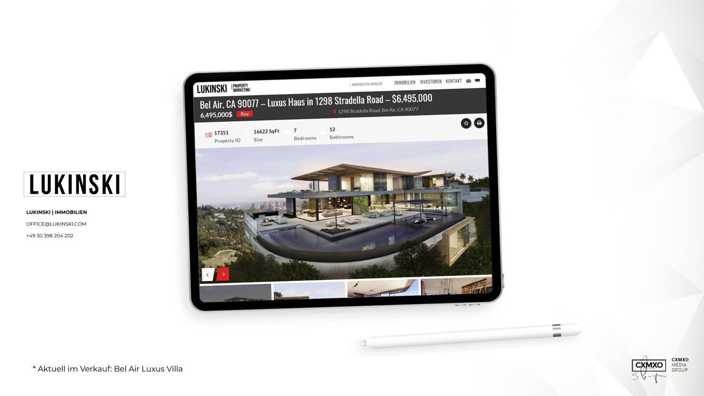 Immobilien verkaufen: Wohnungen, Häuser, Neubauprojekte - Baufirma & Bauträger (Borschüre)