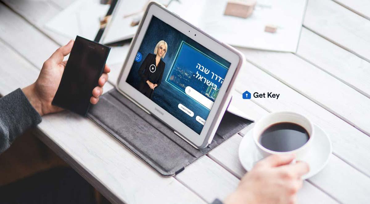 Erstes Immobilienportal mit virtueller Maklerin (digitaler Mensch): Marketing & Technologie