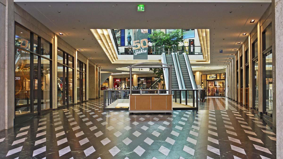 Einkaufszentrum verkaufen in A-B-C-Lage: Gewerbe Immobilie, Grundstück und Ablauf - Ratgeber