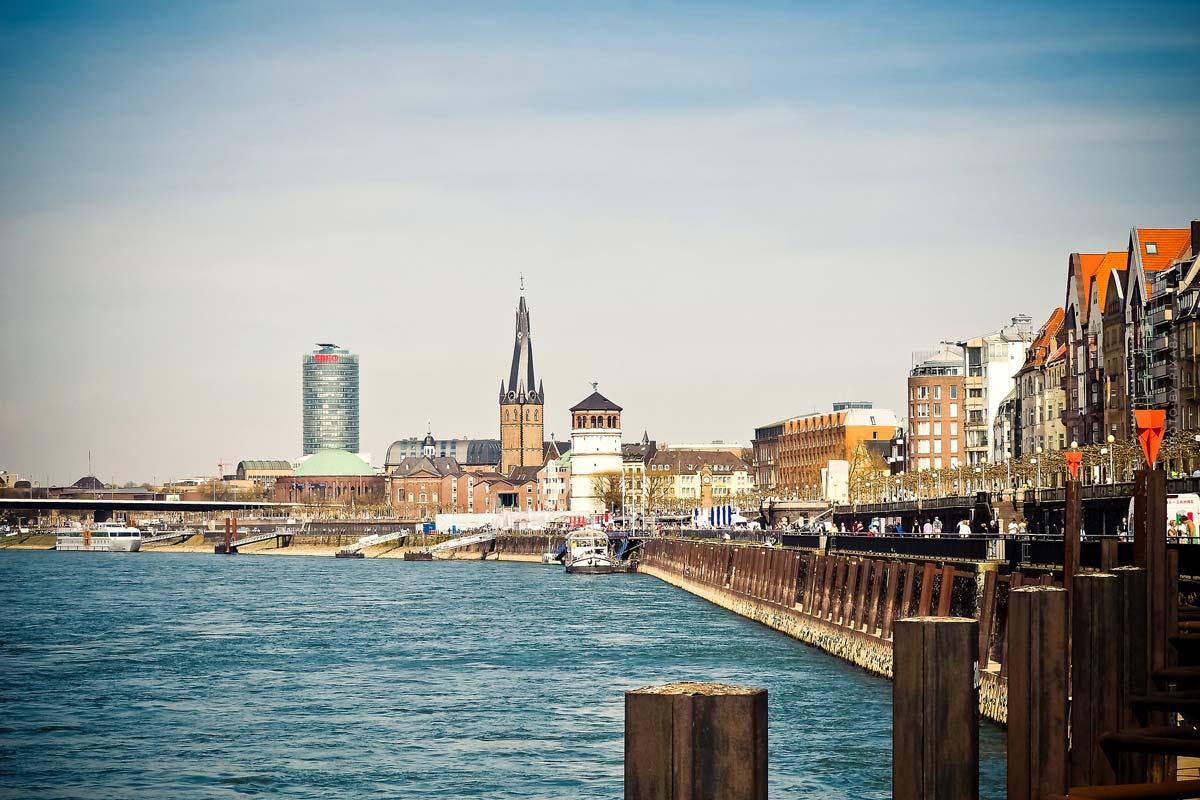 Wohnen in Altstadt (Düsseldorf): Exklusive Immobilien im Zentrum - Quadratmeterpreise für Villa, Wohnung & Mehrfamilienhaus