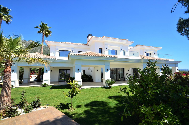 """Villa in Marbella: Haus, Grundstück, Pool - Leben in der """"Golden Mile"""" für 4.4 Mio. Euro"""